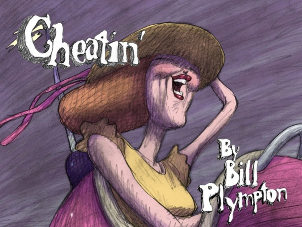 Bill Plympton's CHEATIN' – An Animated Feature Film's video poster