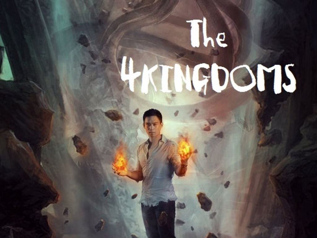 4KINGDOMS - A Game of Personalities In The Modern World's video poster