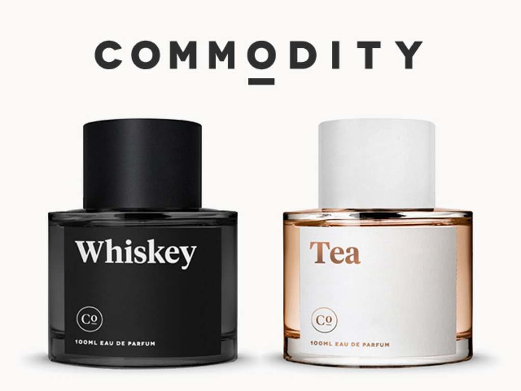 Commodity: Premium Fragrances Tailored to Your Style's video poster