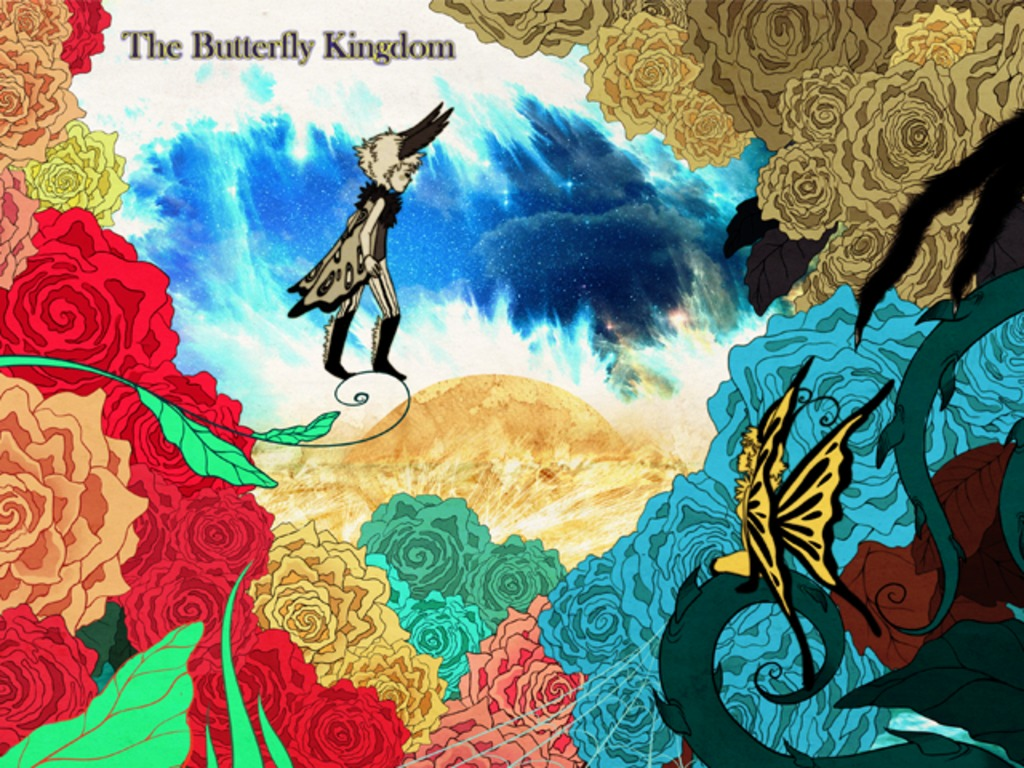 The Butterfly Kingdom's video poster