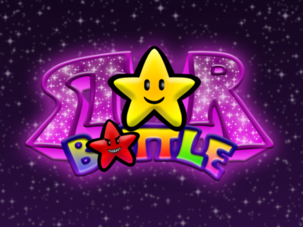 Starbattle - a competitive and nostalgic 2D multiplayer game's video poster