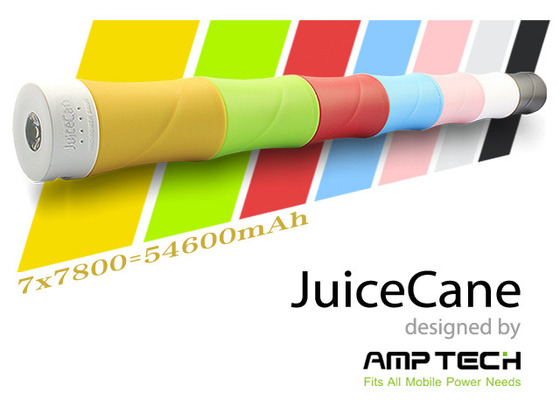 7 color JuiceCane