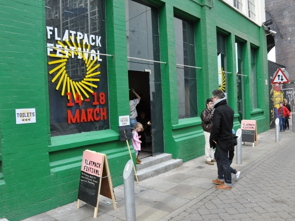 Flatpack Palais's video poster
