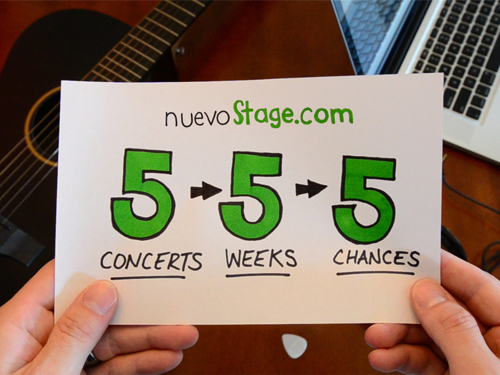 Stages for the Ages: Emerging artist concert series's video poster