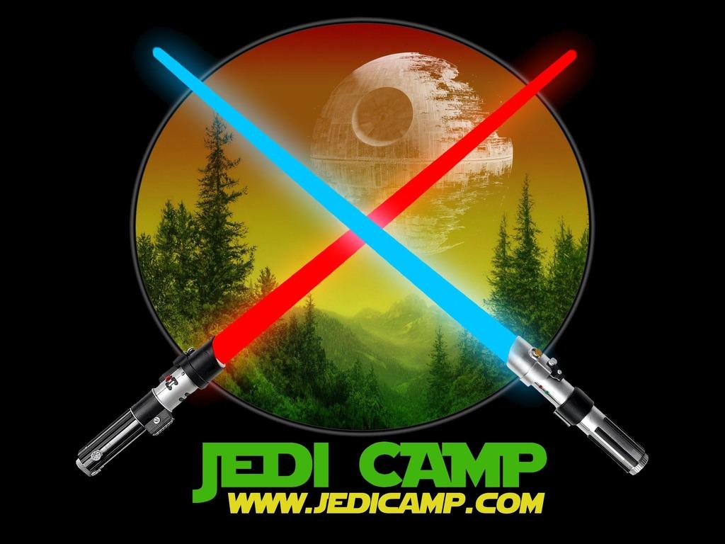 Jedi Camp's video poster