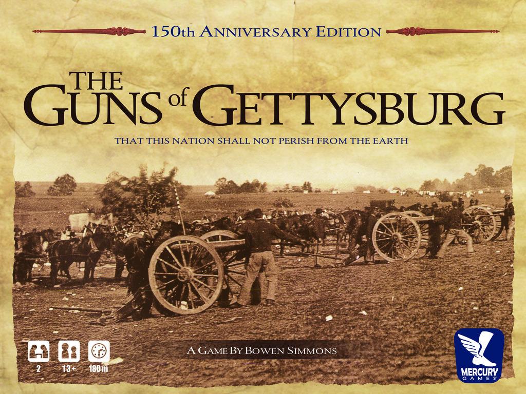 The Guns of Gettysburg's video poster