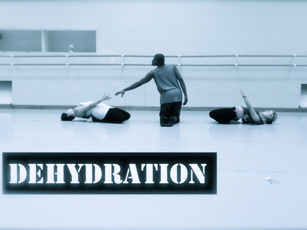 Dehydration: A Theatrical Experience's video poster