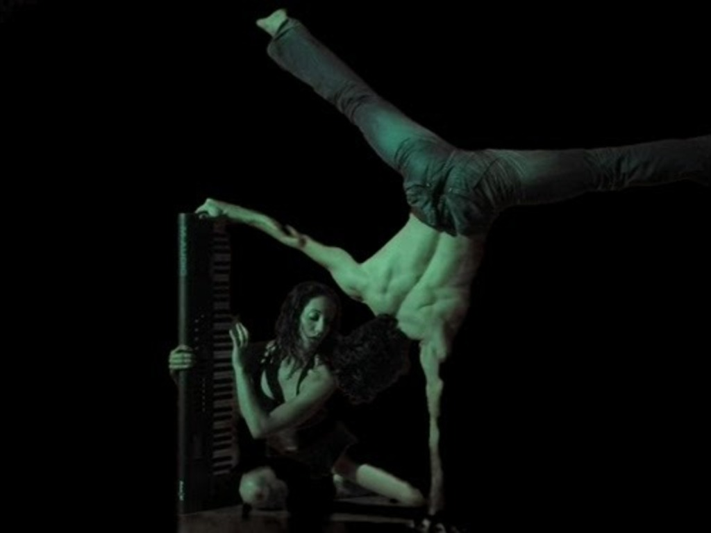 The new way to experience a live concert- Music meets Circus's video poster