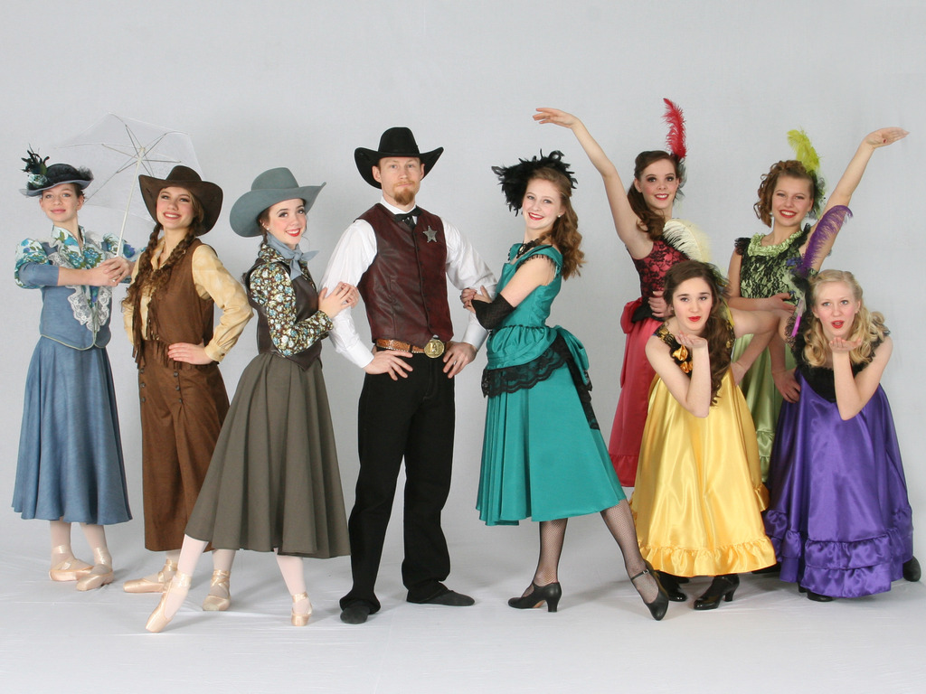 "Premiere Ballet ""Song of Wyoming""'s video poster"