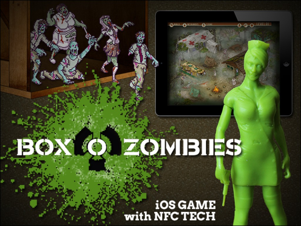 Box-O-Zombies The Game's video poster