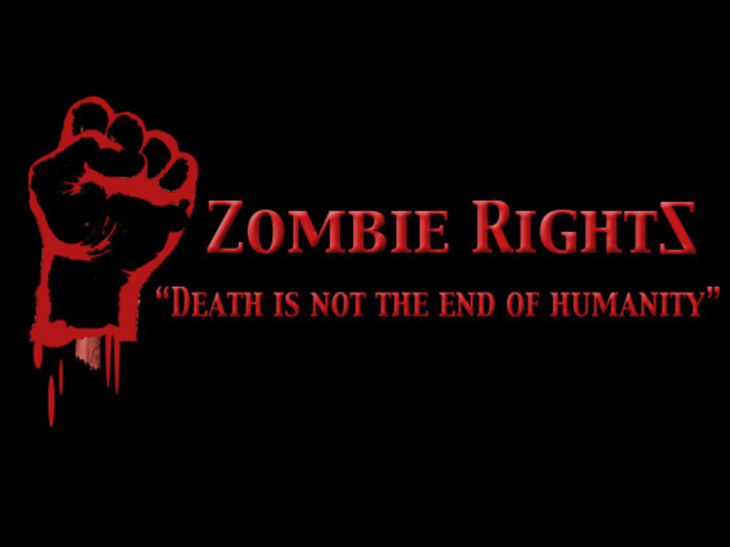 Zombie Rightz's video poster