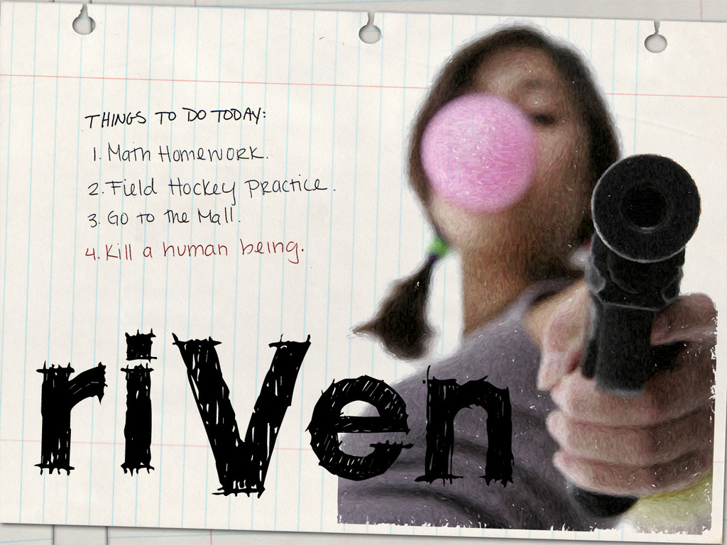 RIVEN - Pilot Episode - Action/Drama Series's video poster