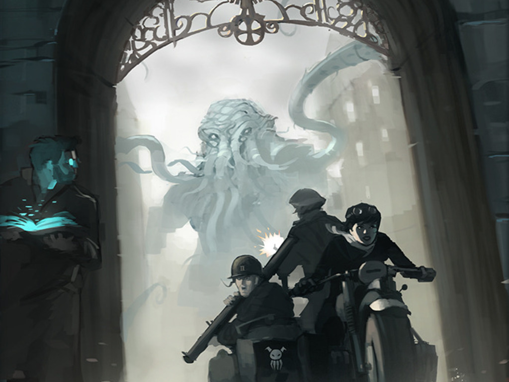 Achtung! Cthulhu - The WW2 Keeper's & Investigator's Guides's video poster