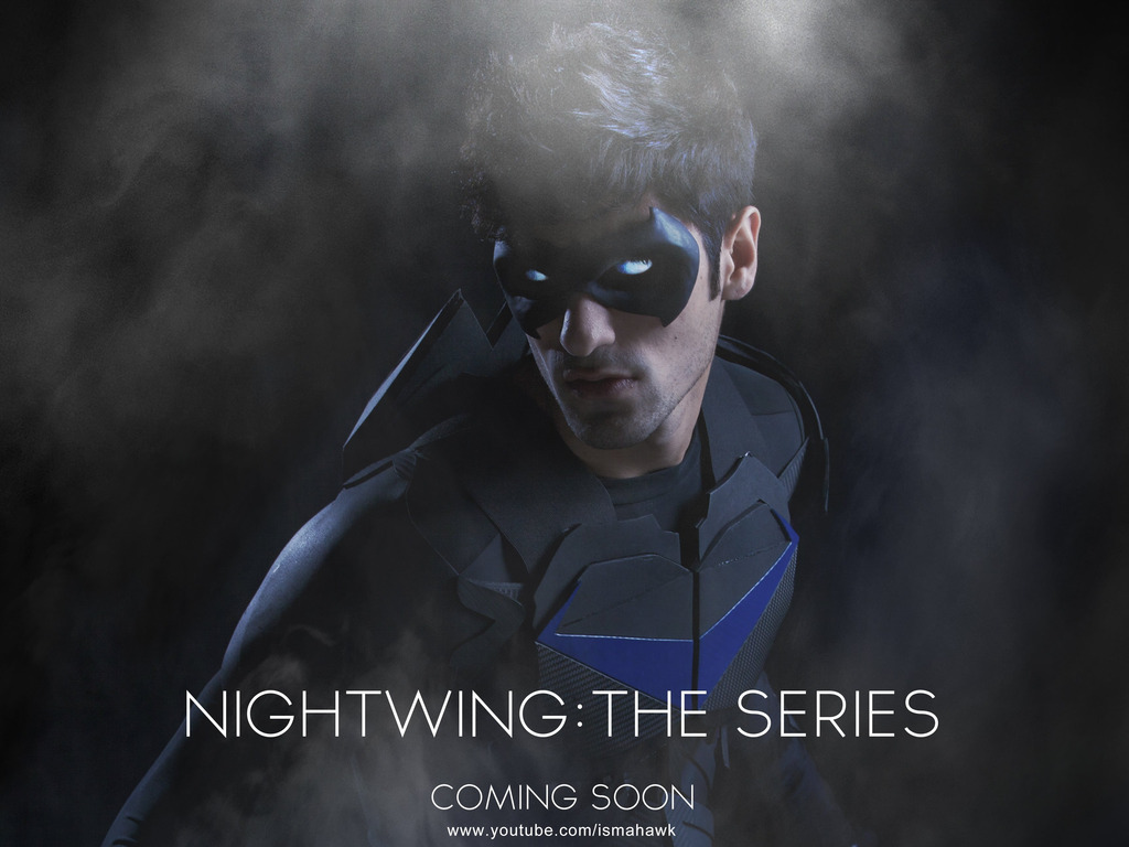 Nightwing: The Series's video poster