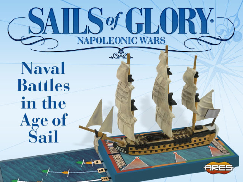 Sails of Glory - Miniatures Ship Combat's video poster