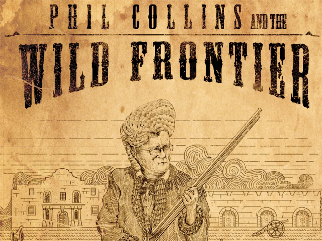 PHIL COLLINS AND THE WILD FRONTIER's video poster