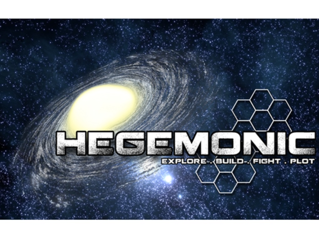 Hegemonic - 4x Space Board Game's video poster