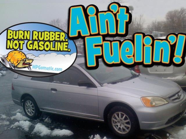 Ain't Fuelin'!