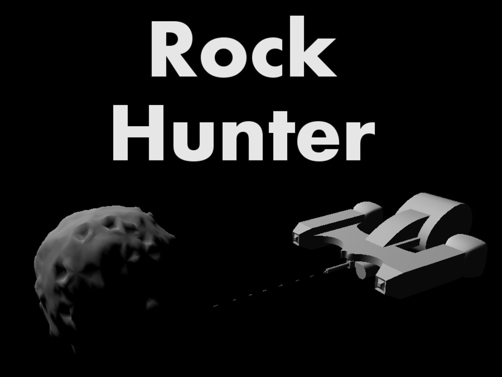 Rock Hunter's video poster