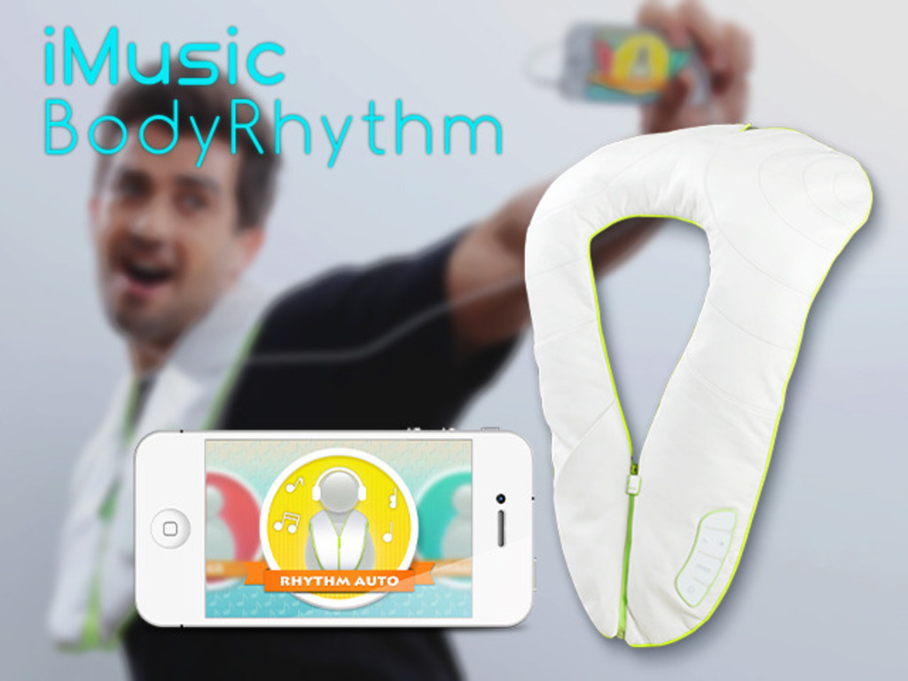 iMusic BodyRhythm: Let your body feel music with an iPhone's video poster