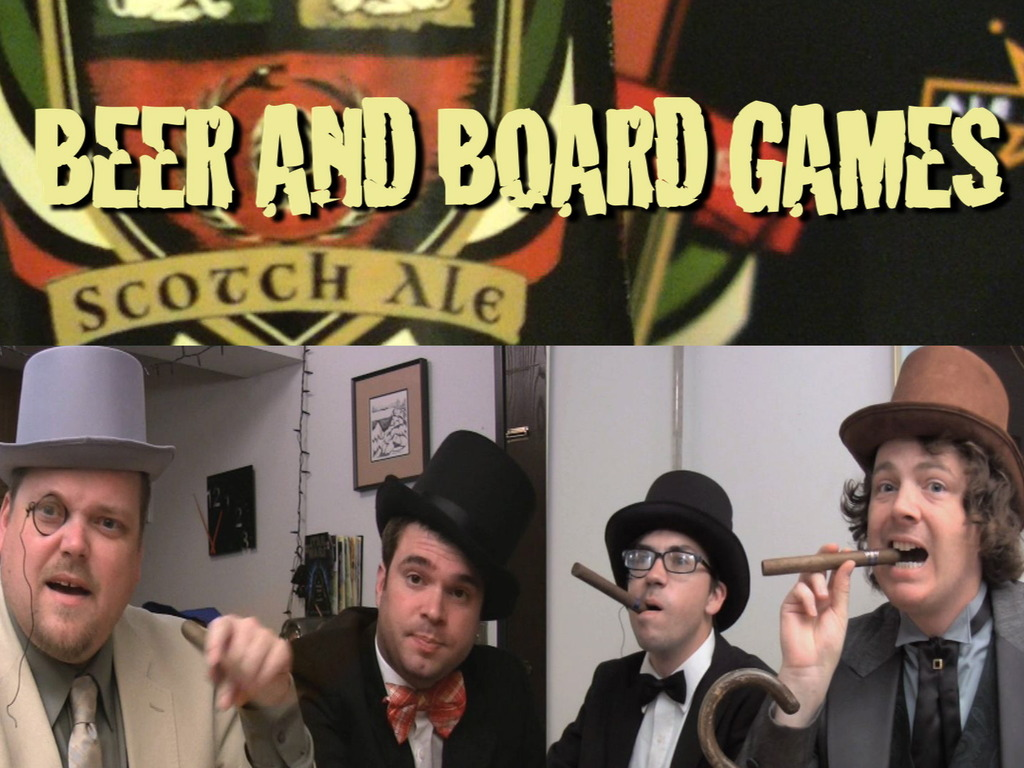 Beer and Board Games's video poster