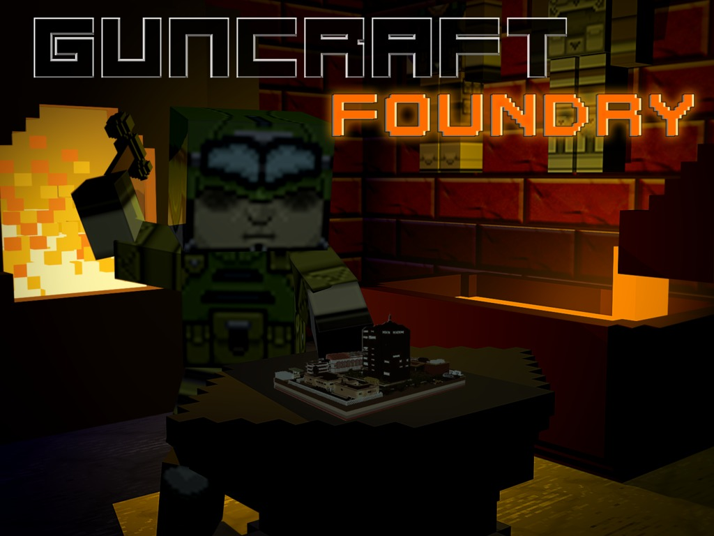 Guncraft: Foundry for Ouya (Canceled)'s video poster