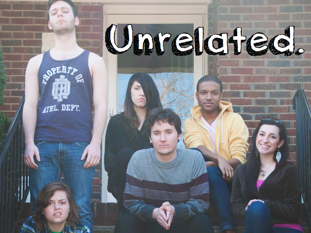 """""""Unrelated."""" - A New Comedy Webseries!'s video poster"""