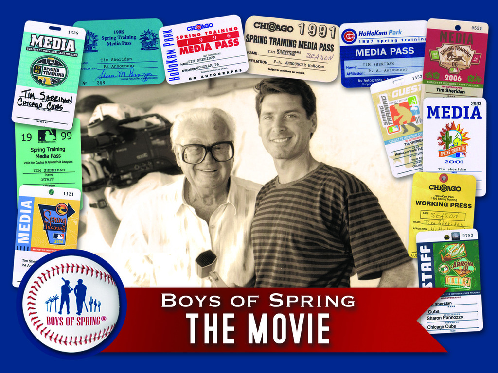 Boys of Spring - The Movie (Canceled)'s video poster