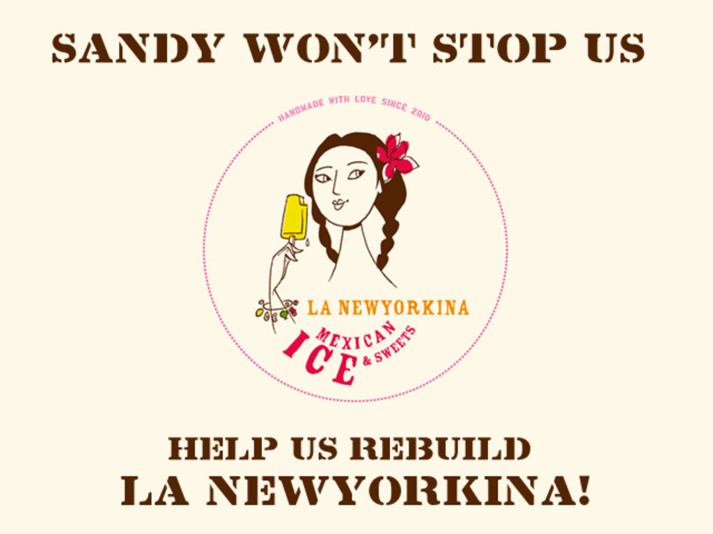 Help Rebuild La Newyorkina's Kitchen's video poster