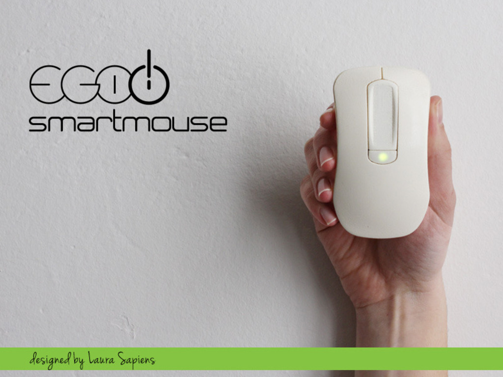 EGO! Smartmouse: a revolutionary interaction device's video poster
