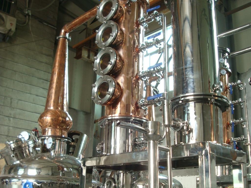 Start the Still, return craft distilling to Sonoma's video poster