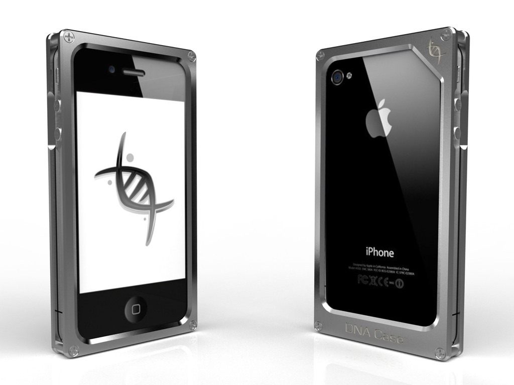 DNA Case - The Case Your iPhone Deserves.'s video poster