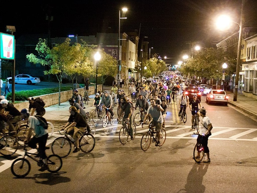 Baltimore Bike Party: Epic Mobile Sound Trailer's video poster