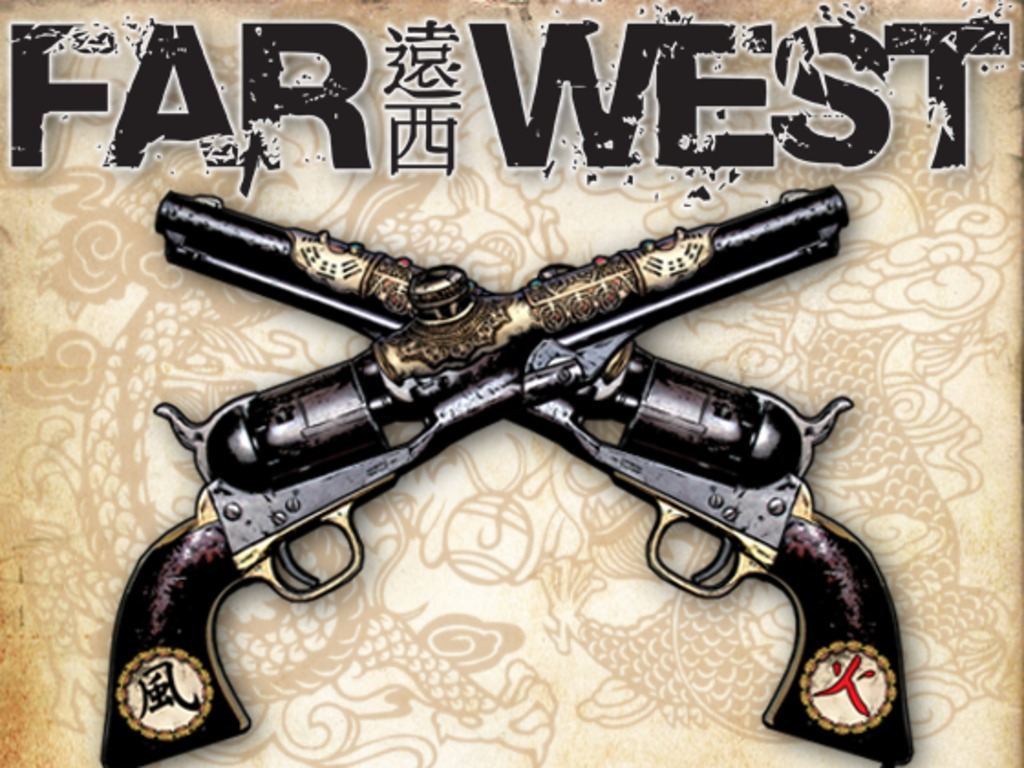 Far West:  Western/Wuxia Mashup adventure game's video poster