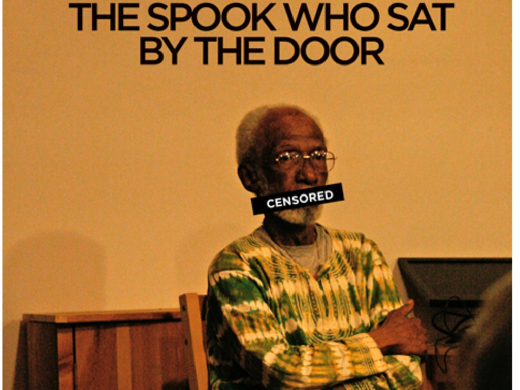 Infiltrating Hollywood: The Spook Who Sat by the Door's video poster