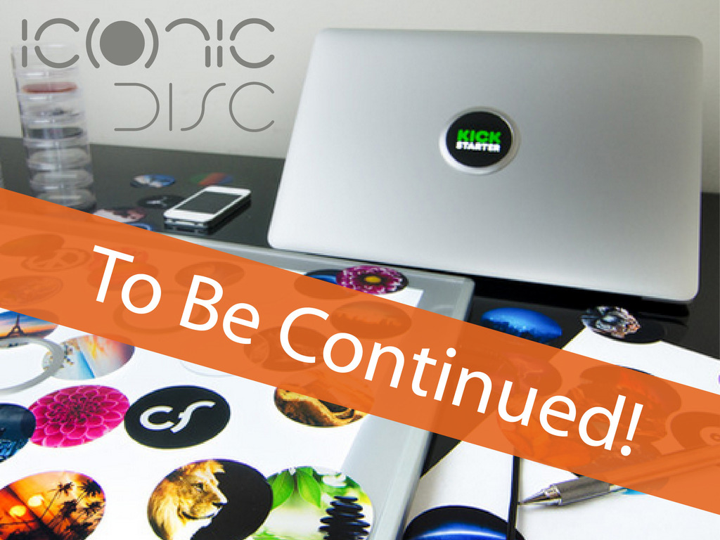 Iconic Disc - Your MacBook's New Best Friend - Very Close!!!'s video poster