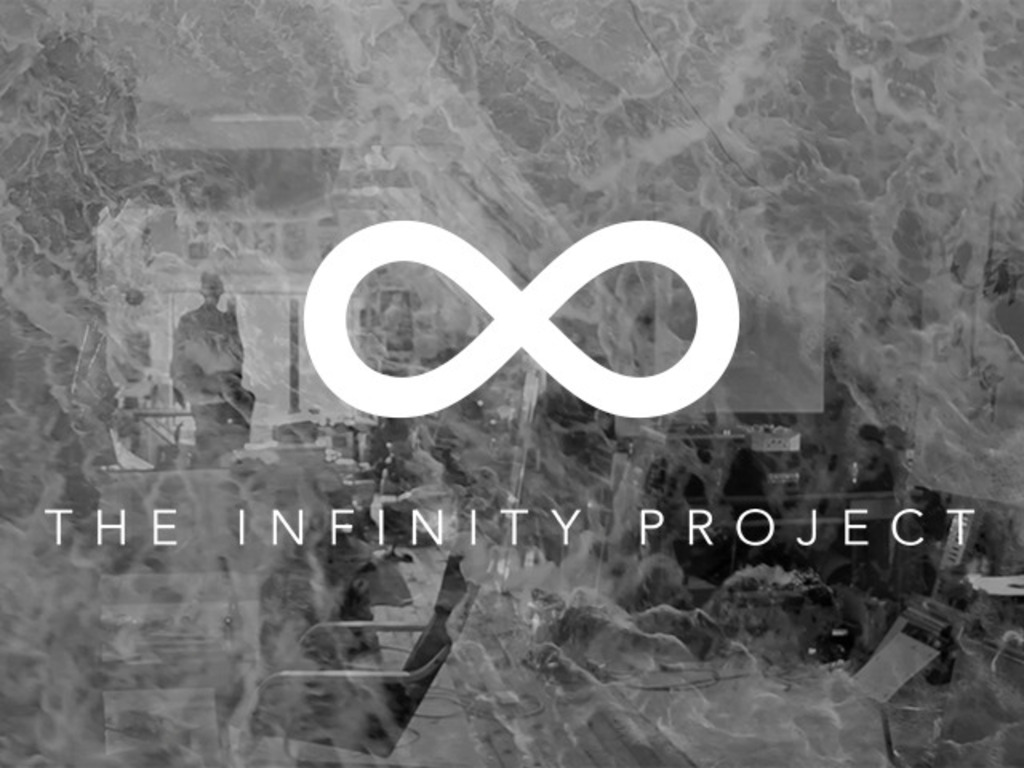 The Infinity Project's video poster