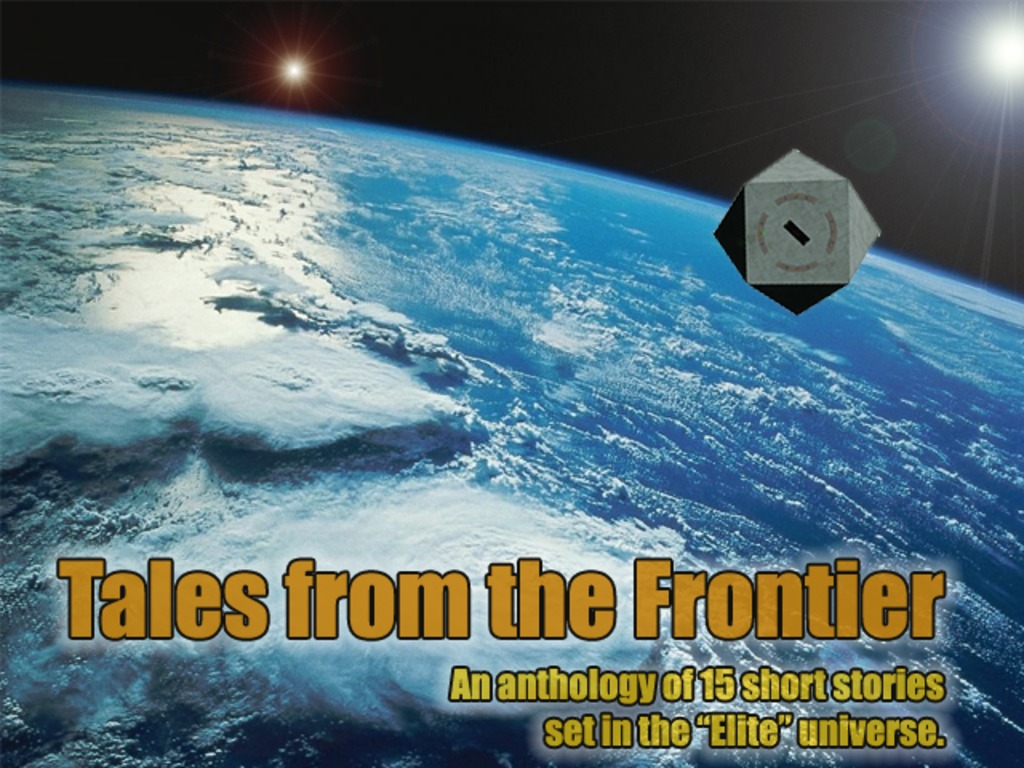 Elite Anthology: Tales from the Frontier (working title)'s video poster