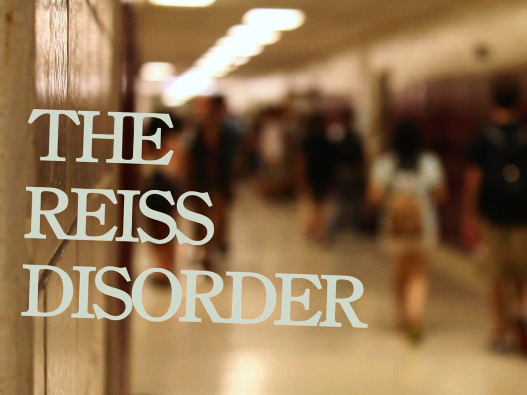 The Reiss Disorder - Feature Film's video poster