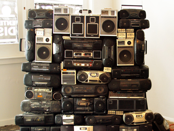 Got The Power: Boomboxes as Community Soundtracks, Minnesota's video poster