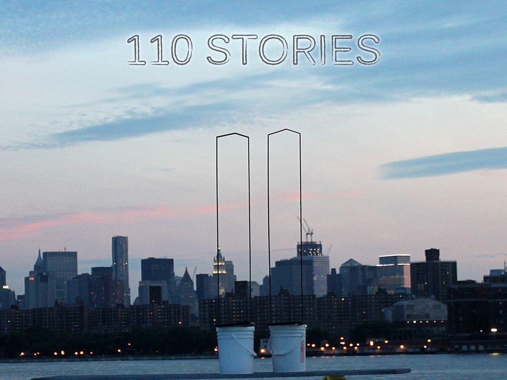 110 Stories: Augmented Reality Twin Towers iPhone App's video poster