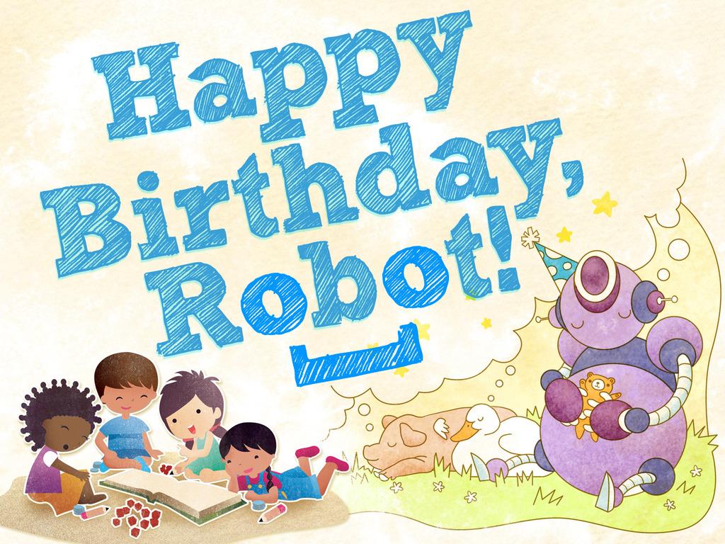 Happy Birthday, Robot!'s video poster
