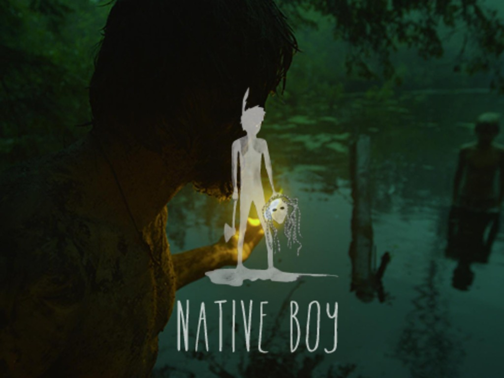 Native Boy: A film about a boy on a quest to capture the sun's video poster