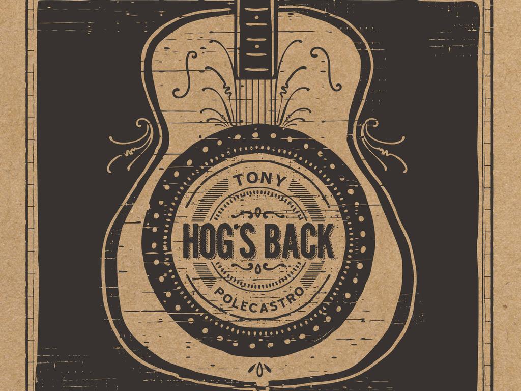 Tony Polecastro Records His Debut Album, Hog's Back's video poster