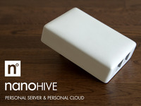 Nanohive - Personal Server & Personal Cloud