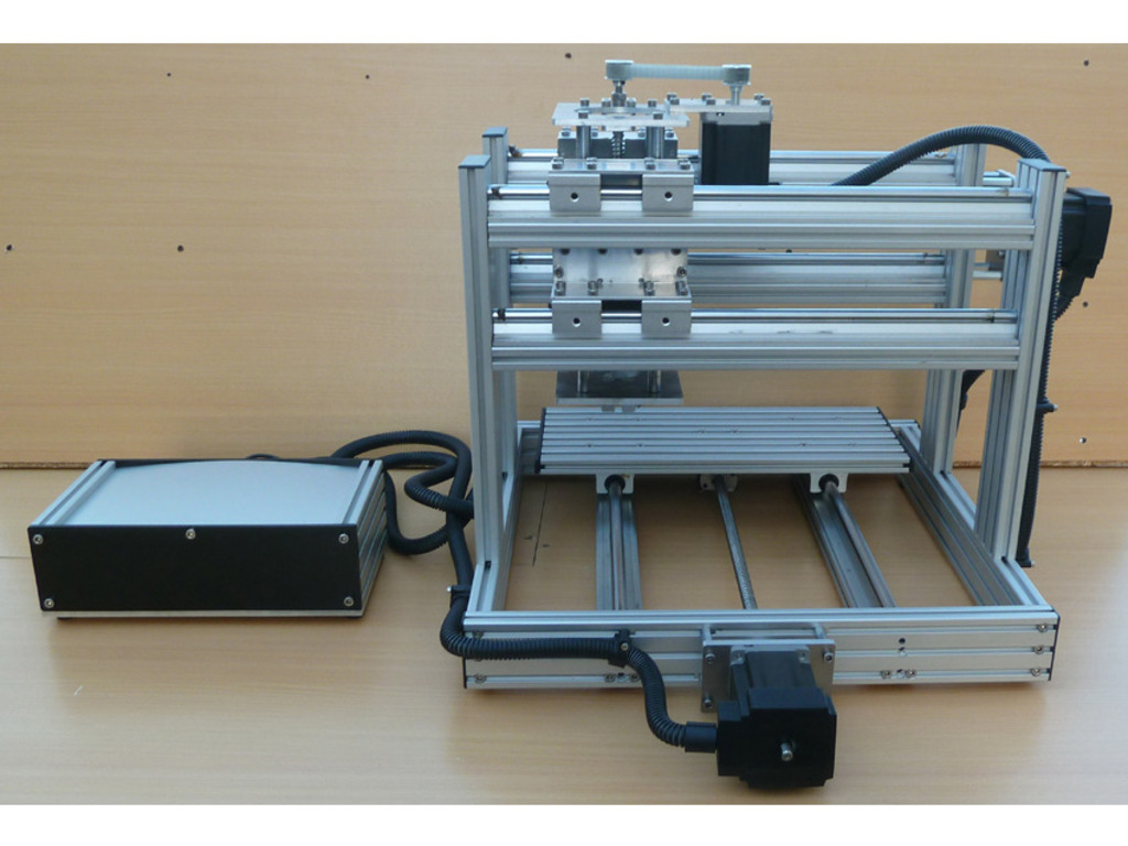 Desktop Mini Muscle CNC Machine.'s video poster