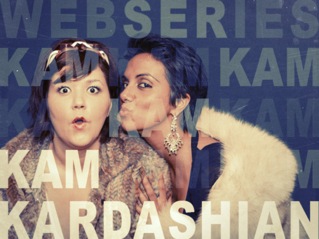 Kam Kardashian: a web series by    Fawzia Mirza & Ryan Logan's video poster