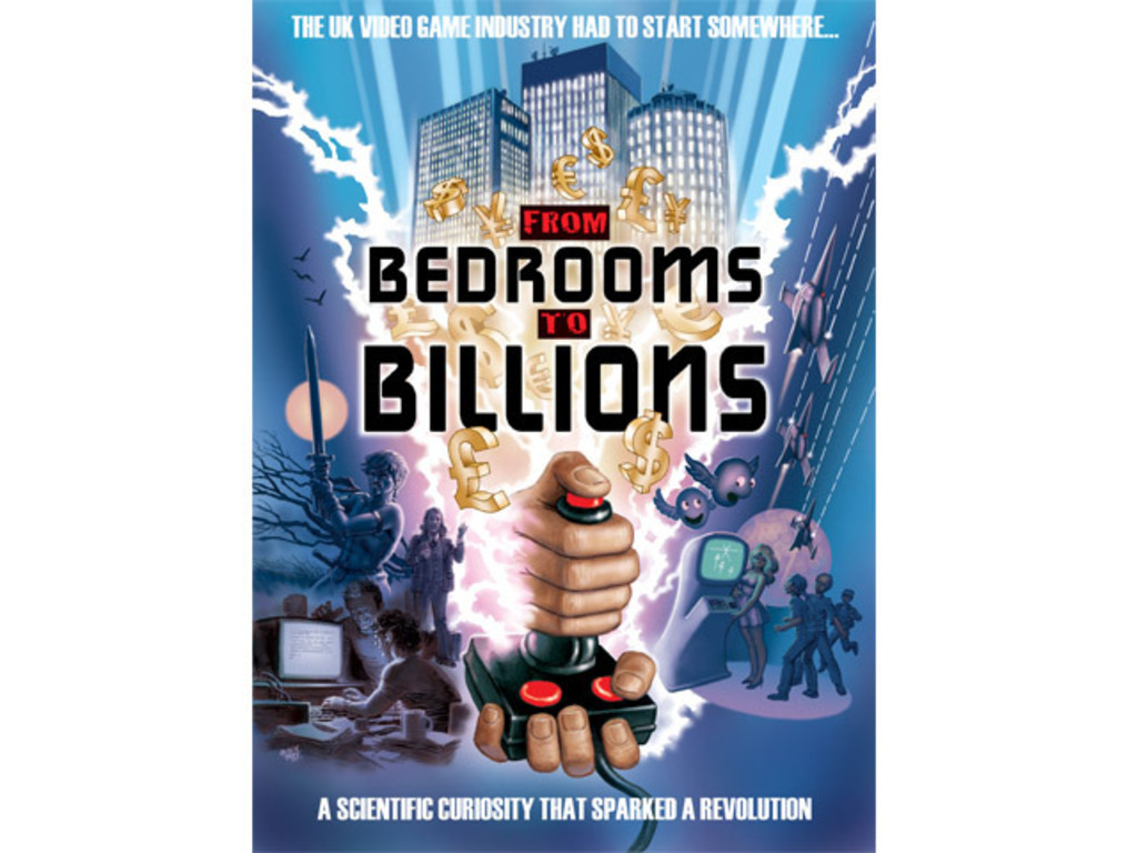 From Bedrooms to Billions's video poster