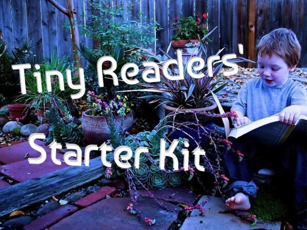 Tiny Readers' Starter Kit's video poster