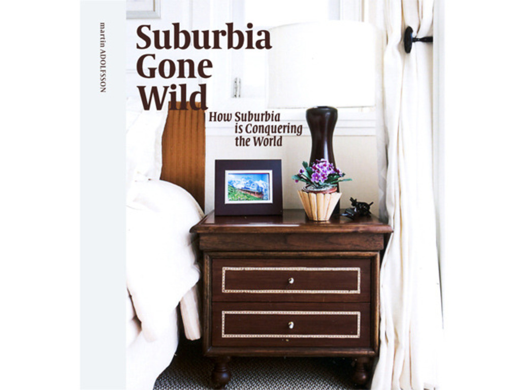 Suburbia gone Wild - Limited edition Book's video poster